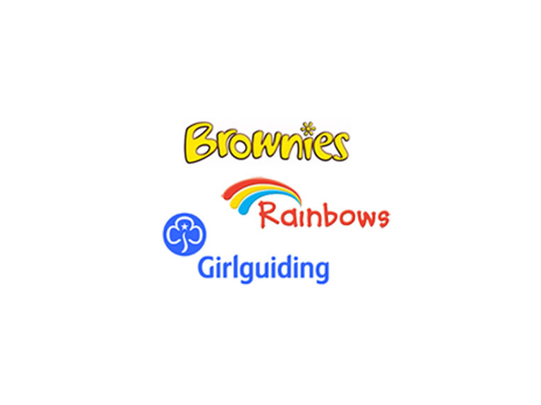 Rainbow and Brownie Guides