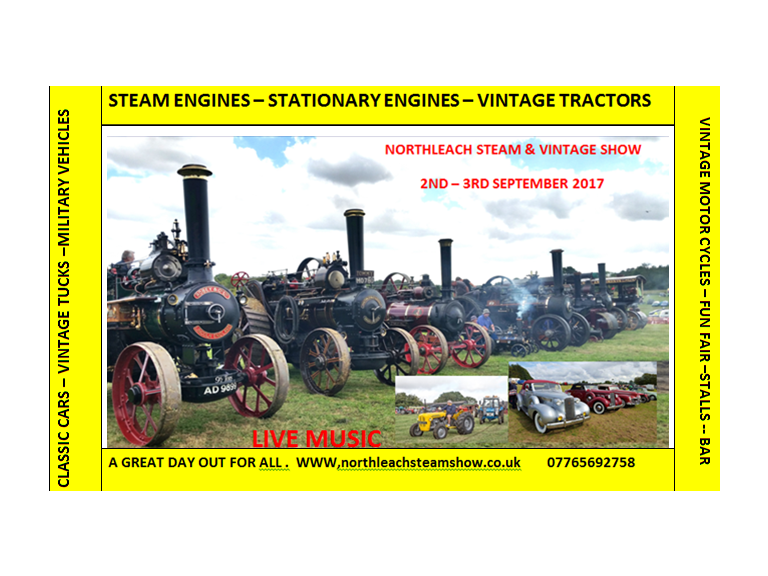 Northleach Steam & Vintage Show