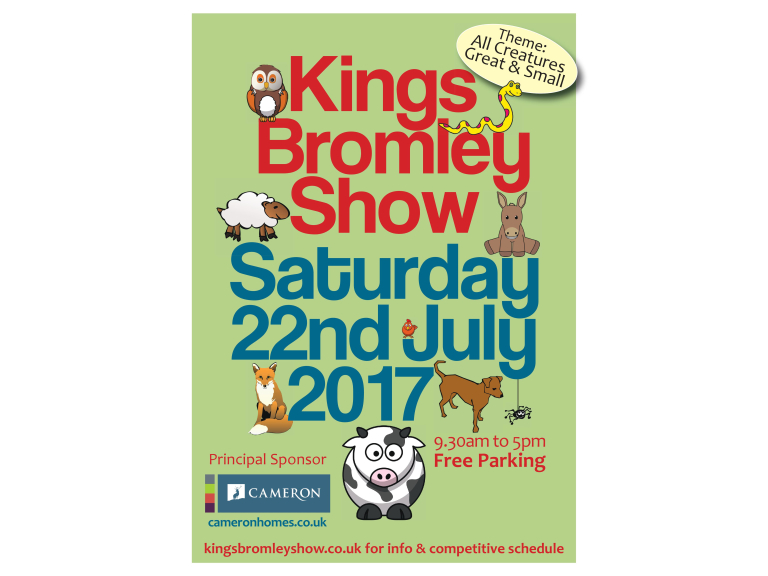 KINGS BROMLEY SHOW