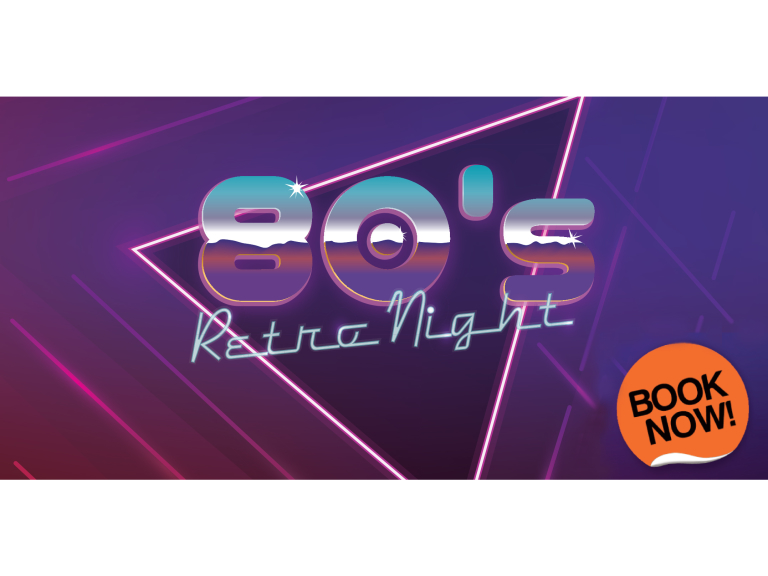 80's Retro night