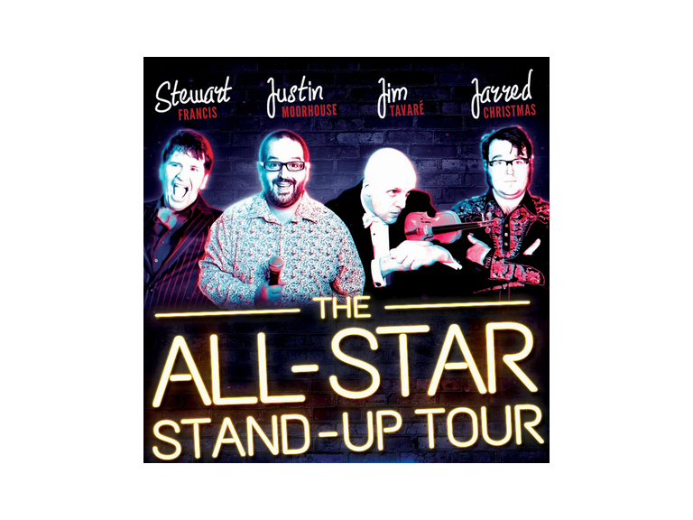 The All-Star Stand-Up Tour