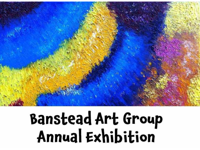 Banstead Art Group Annual Exhibition #localart @bansteadhighst @bansteadlife
