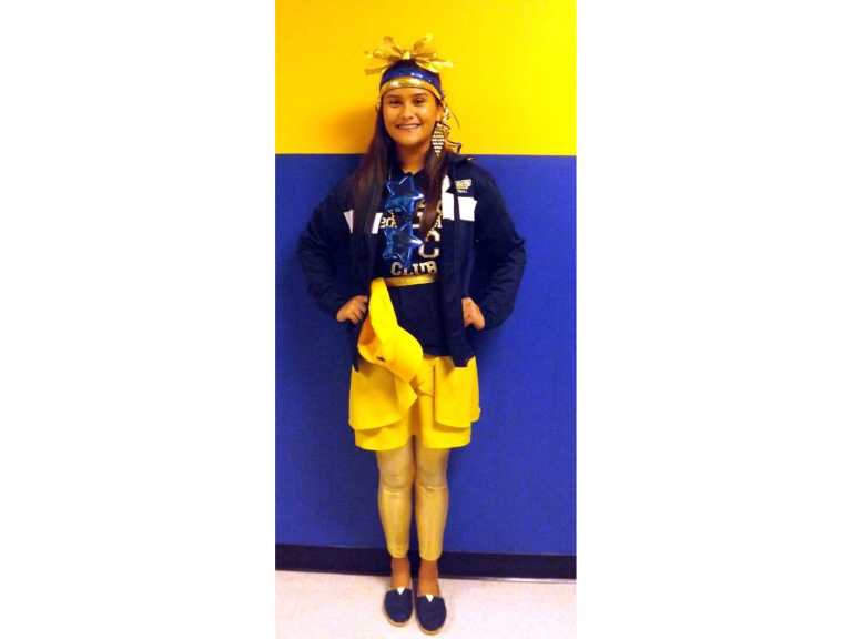 Yellow & Blue Day