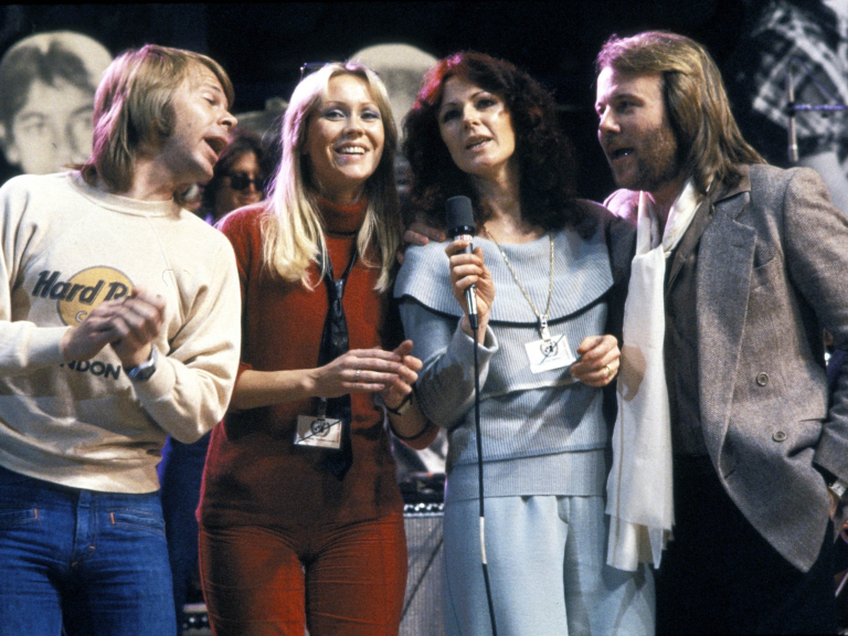 AN EVENING WITH ABBA AT THE DUKE OF RICHMOND