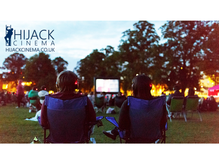 Outdoor Cinema // The Hangover // Dirty Dancing