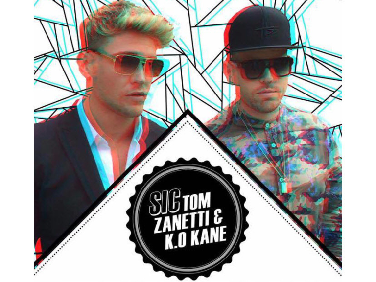 Couture Stafford presents TOM ZANETTI & K.O KANE