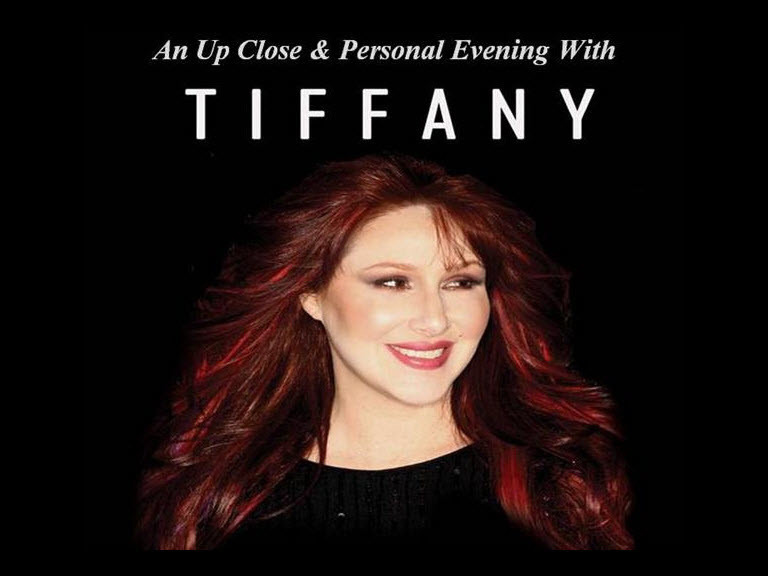 An Up Close & Personal Evening with TIFFANY