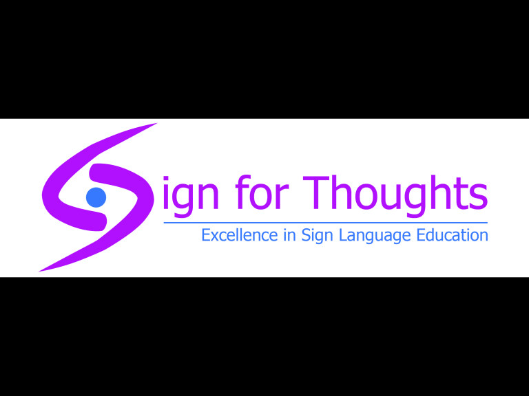 BSL Level 1 Course (British Sign Language)