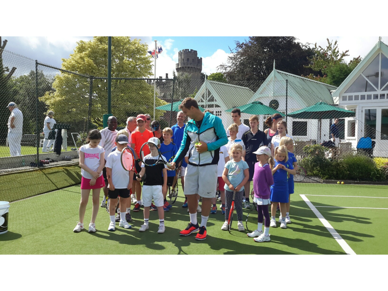 Free Family Tennis Sundays at Warwick Boat Club