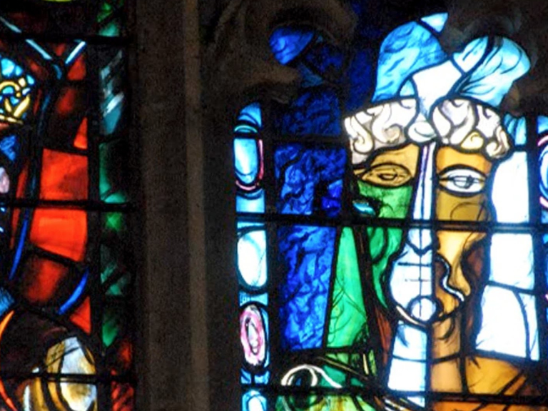 John Piper: Pioneer and Master of Stained Glass