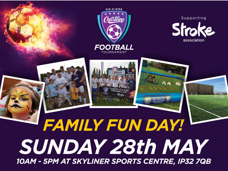 Charity Family Fun Day!