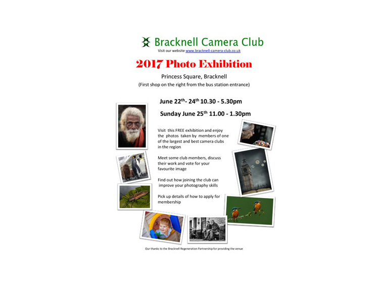 Free Photo Exhibition