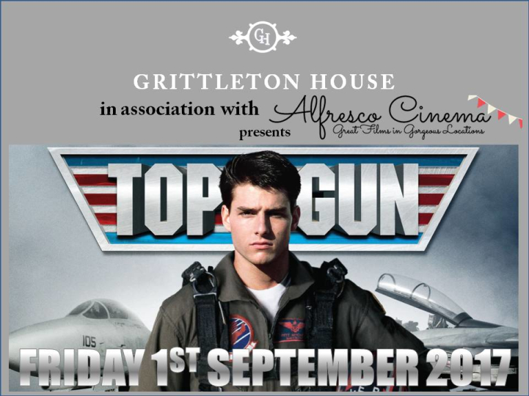 'Top Gun' Brought to You by Alfresco Cinema Ltd