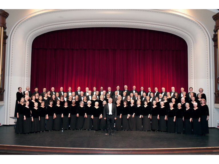 CONCERT: Richard Eaton Singers from Edmonton, Canada