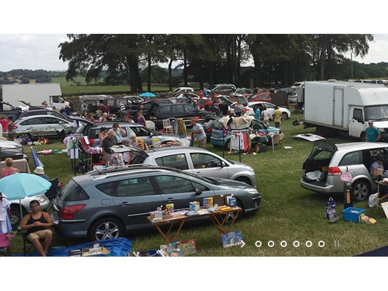 Bath (Lansdown) Car Boot Sale