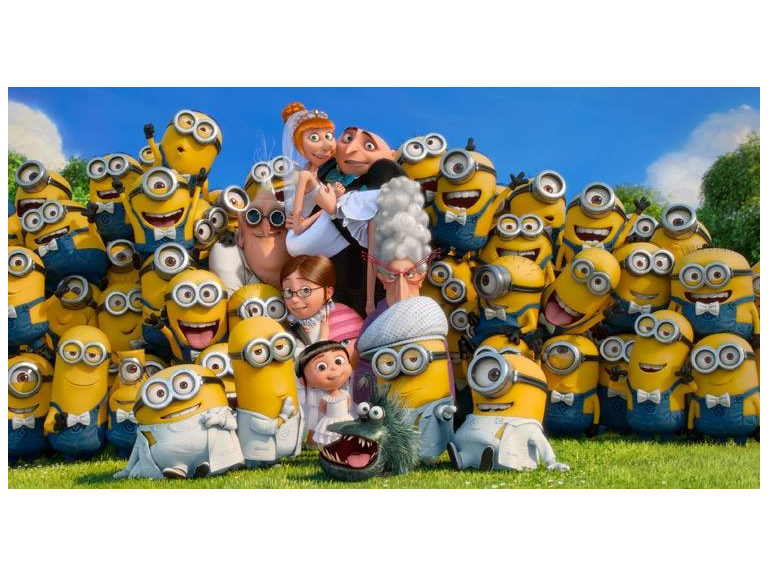 Come and meet the Minions at The Light Cinema Walsall