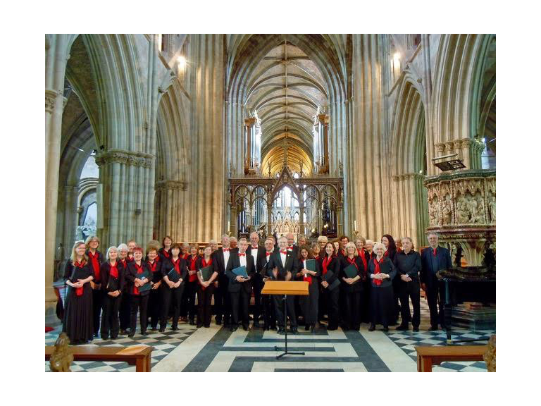 Cheltenham Choral Society Summer Concert  A Summer Potpourri from Shakespeare to the Shows