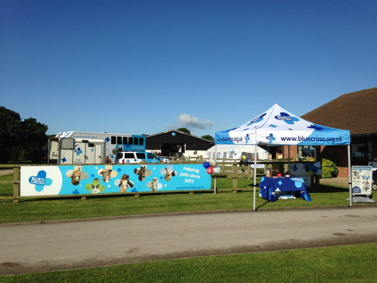 Blue Cross Rolleston - Summer Open Day