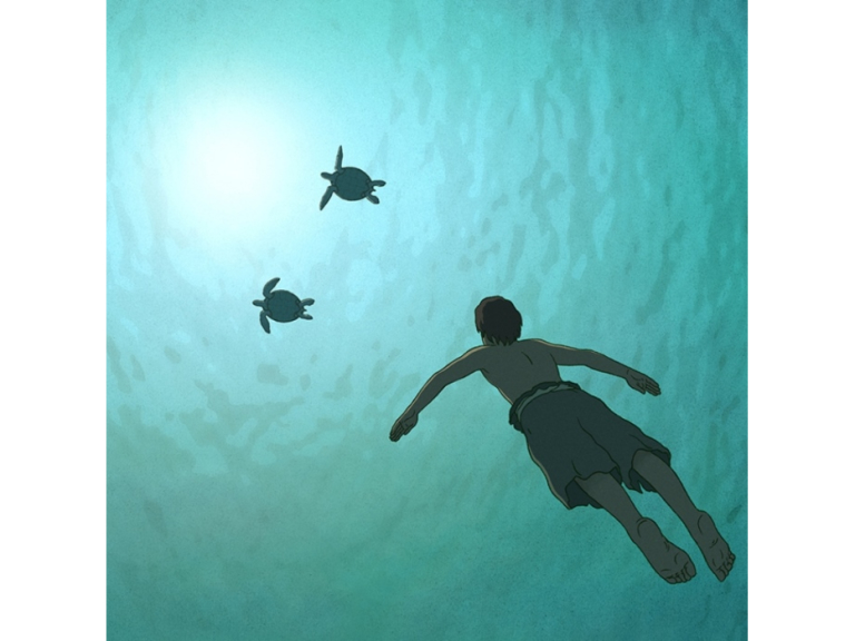 The Red Turtle (PG)