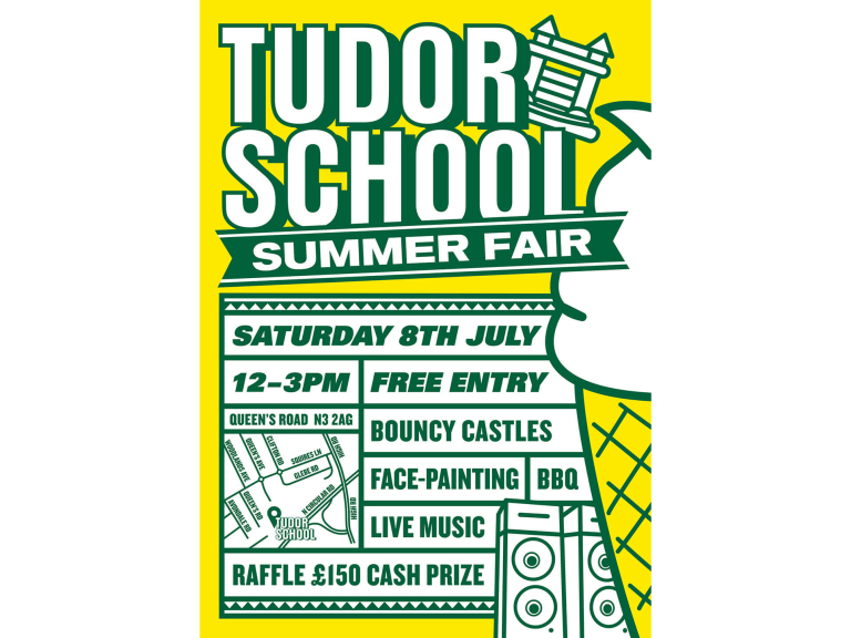 Tudor School Summer Fair