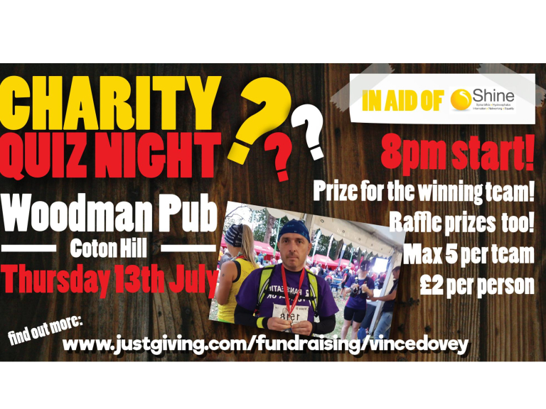 Charity Pub Quiz