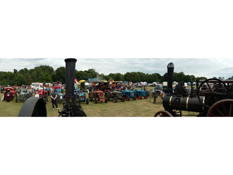 Kedington Steam and Vintage Show