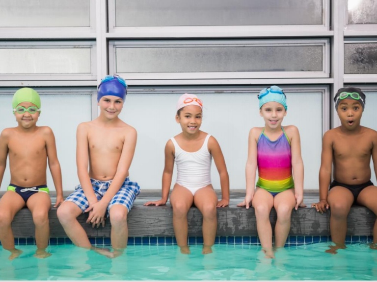 Children's Swimming Lessons in Walsall (Sundays)