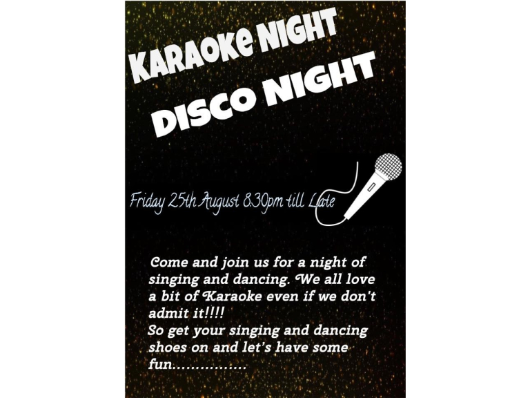 Karaoke & Disco at 442 Bar & Grill