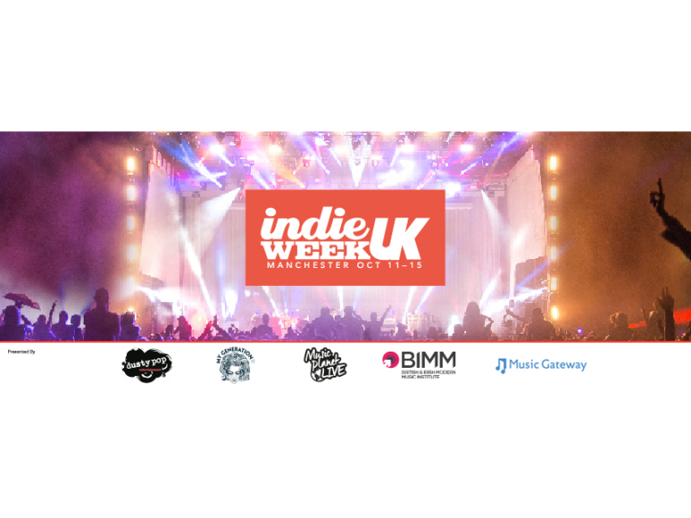 INDIE WEEK Feat: Hollows / Fraser Anderson / The Lotus / Scarlet Fever