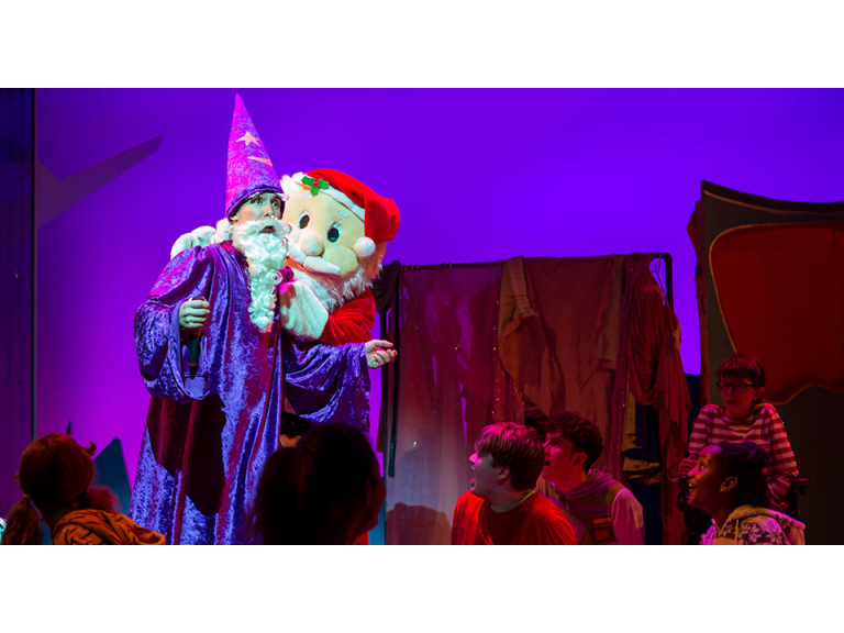 Christmas Tales at Chickenshed Theatre