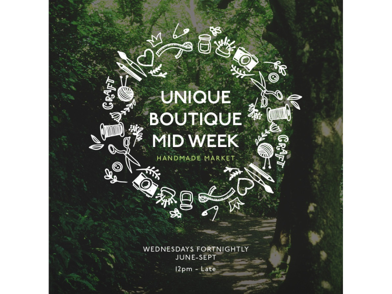 Unique Boutique Mid Week