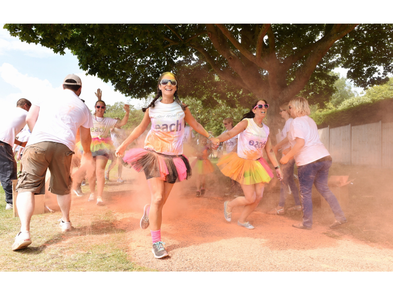 Ely Colour Dash