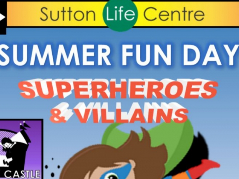 Summer FunDay at the Sutton Life Centre
