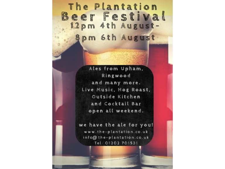 Beer Festival at The Plantation