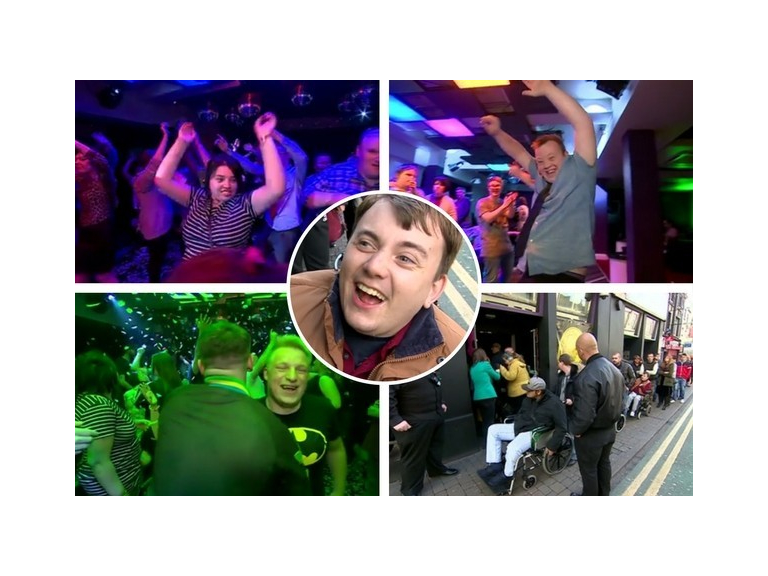 Nightclub Event for people with learning difficulties @ Religion Nightclub