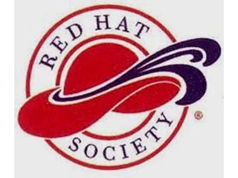 The Woodbridge Official Red Hat Society