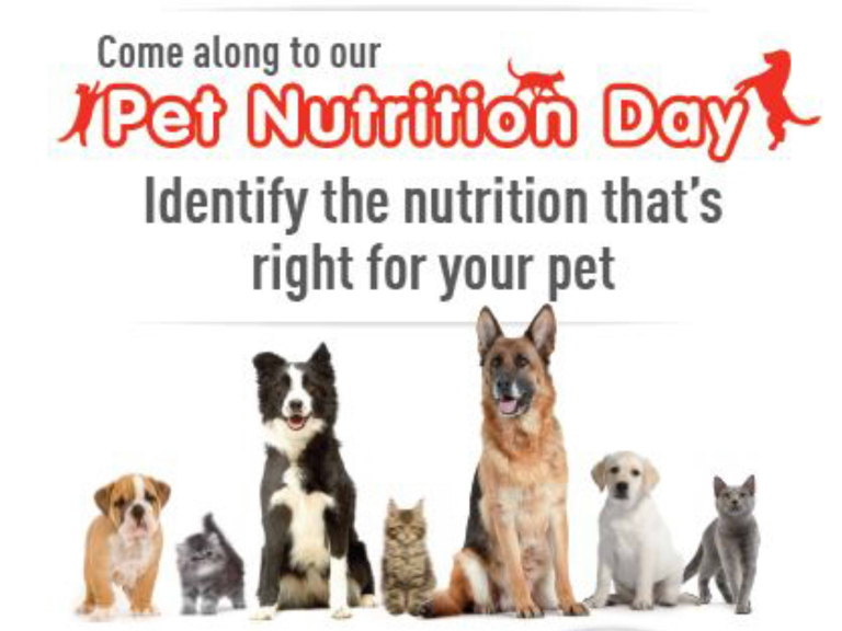 Pet Nutrition Day