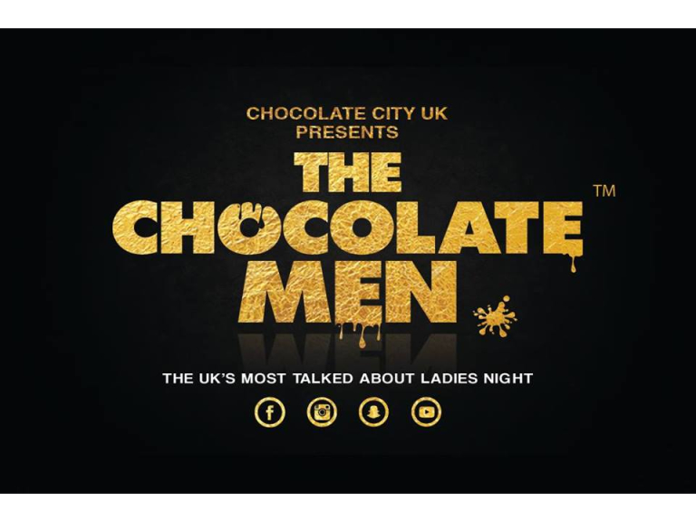 Chocolate City UK presents The Chocolate Men