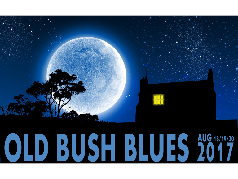 Old Bush Blues Festival