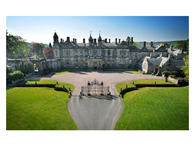 Music Under the Stars at Sandon Hall: Beyond the Barricade