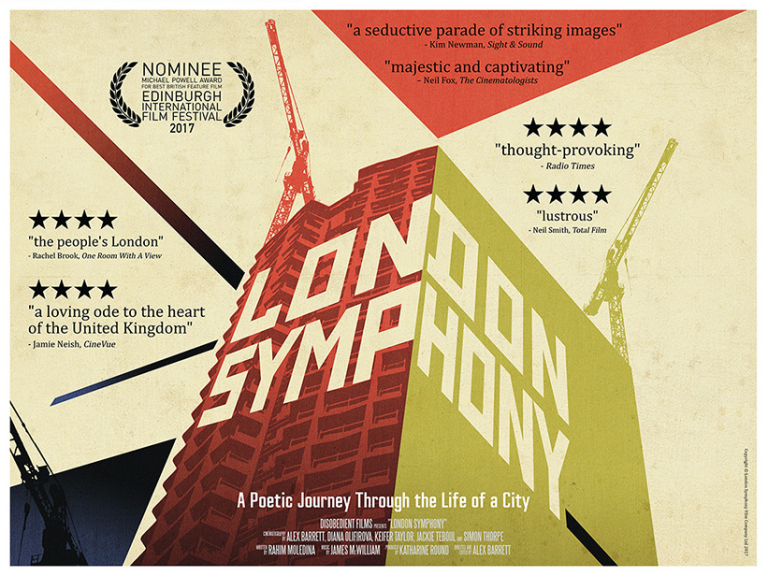 London Symphony plus Q&A with the Director