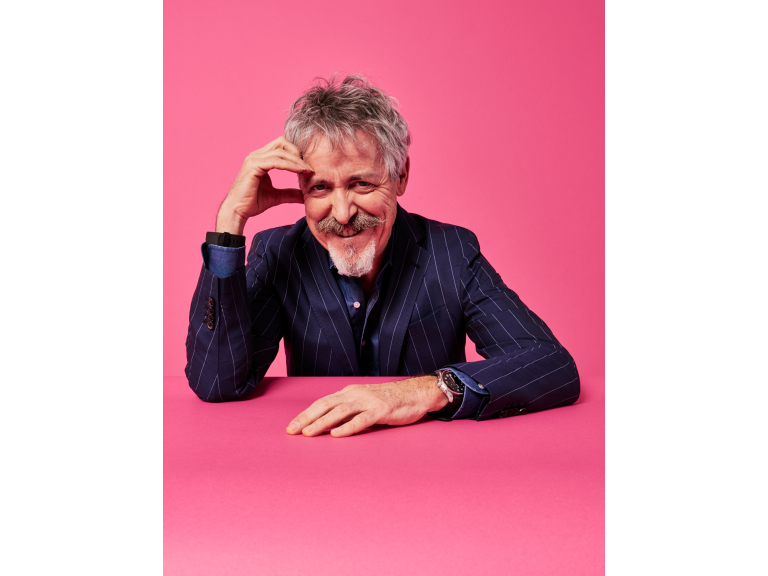 Griff Rhys Jones: Where Was I?