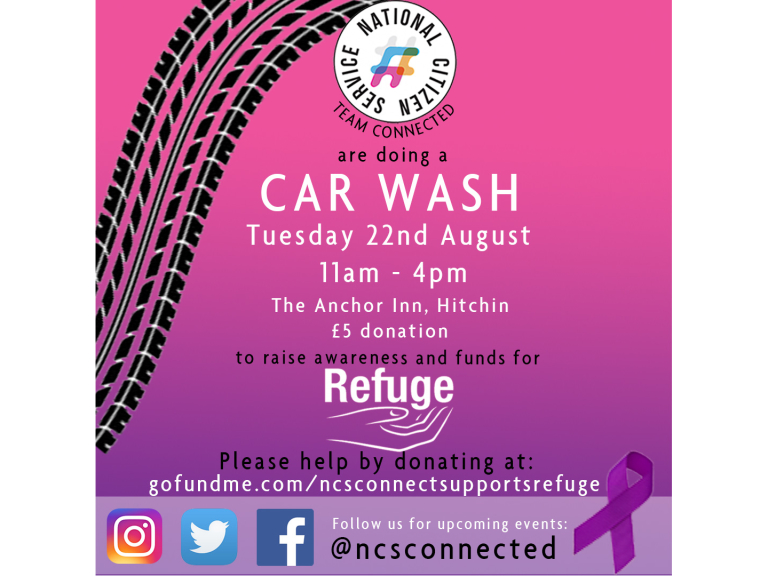 NCS Car Wash Fundraiser