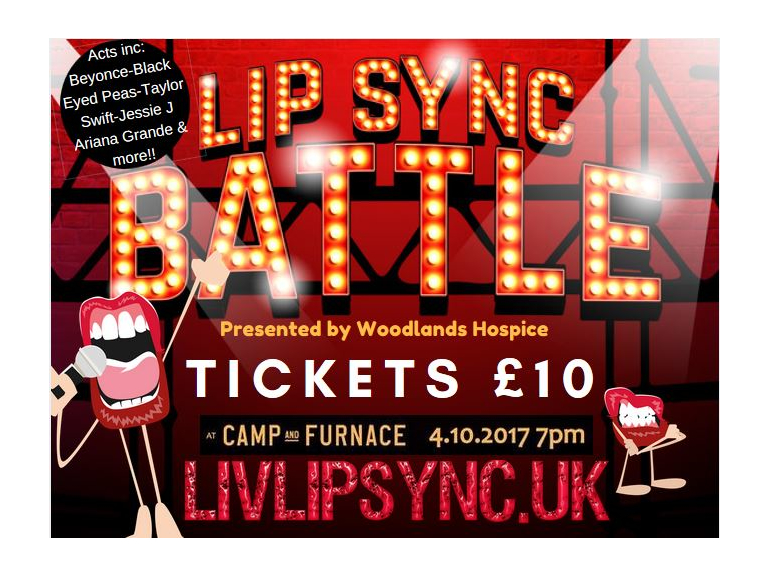 LIP SYNC BATTLE LIVERPOOL