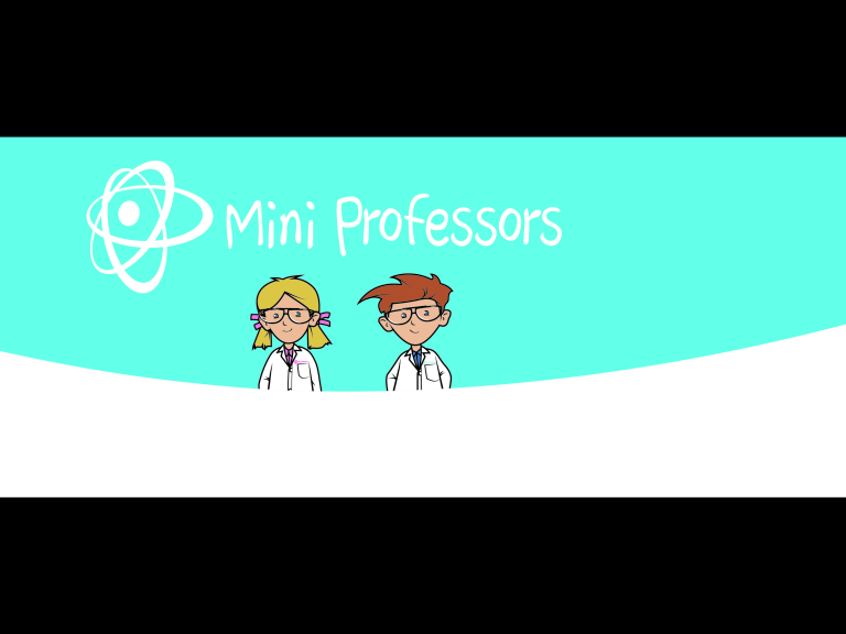 Mini Professors pre-school science classes Emersons Green