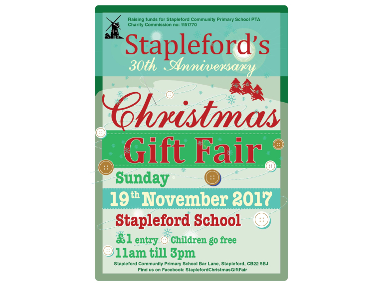 Stapleford Christmas Gift Fair