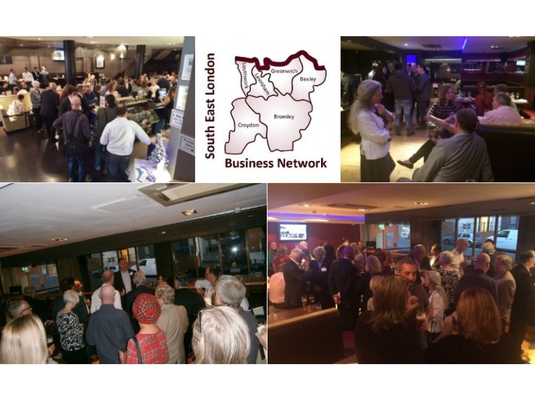 South East London Business Network's Autumn 2017 Event