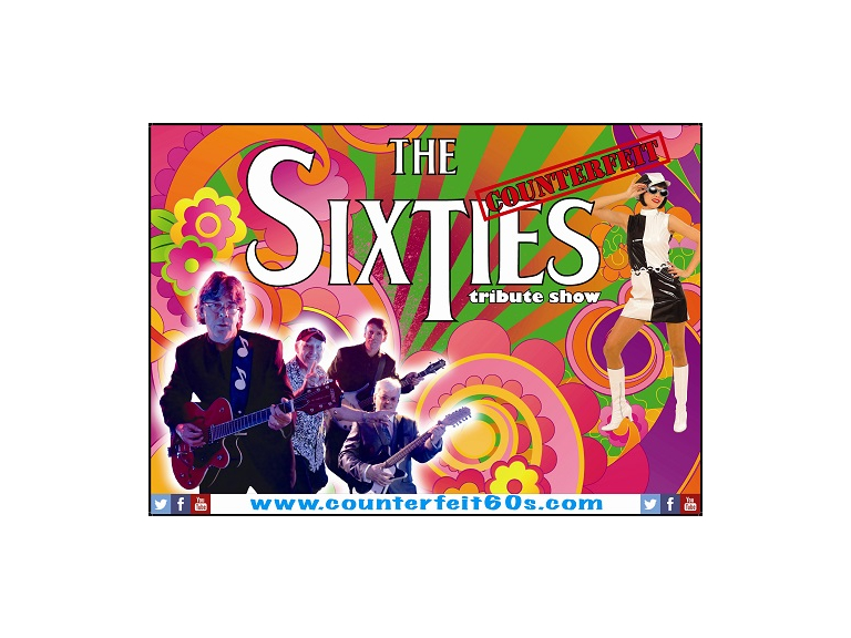 Counterfeit Sixties Christmas Show @ Rothes Halls