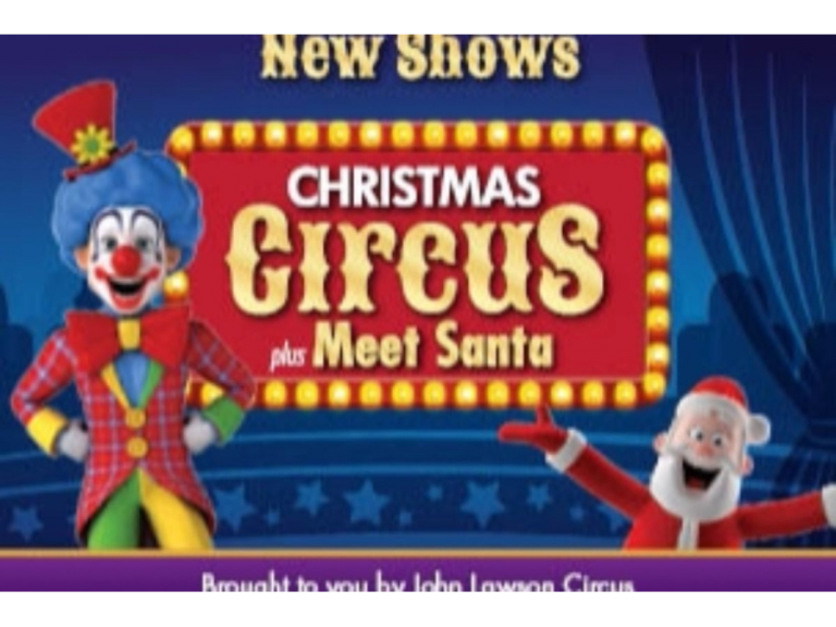 Christmas Circus at Squire's Stanmore
