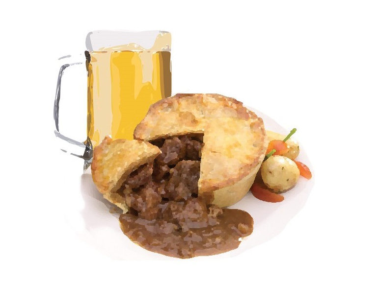 Pie & Pint Club, Rowledge
